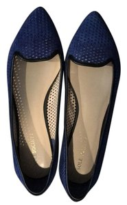 Sole Society Blue Flats