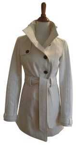 BB Dakota Trench Funnel Collar Trench Coat