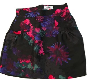 Tibi Mini Skirt Multicolour