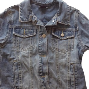Gap Kids Womens Jean Jacket