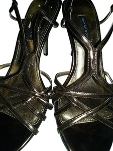 Caparros Bronze Sandals