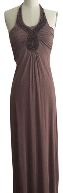 Item - Warm Taupe Long Casual Maxi Dress Size 4 (S)