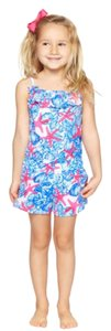 Lilly Pulitzer Romper Girls Dress