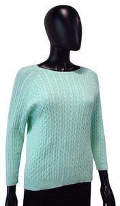 EP Pro Cable Knit Cotton Sweater