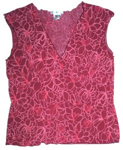 Old Navy Top Soft Red, Prink