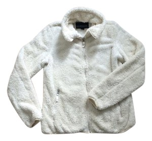 Weatherproof Fall Fleece Warm Activewear ivory/white Jacket