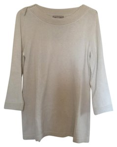 Banana Republic Beige Nautical Sweater
