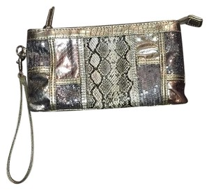 Maurices Wristlet in Two Toned, Gold And Silver