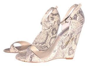 Steve Madden New Sold Out Python Wedges