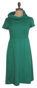 R&K Originals short dress GREEN Sweater Knit on Tradesy