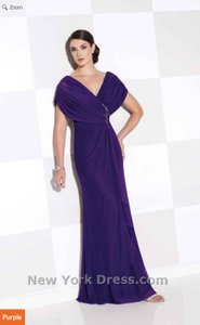 Cameron Blake Purple 115606 Dress