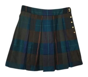 Tommy Hilfiger Mini Skirt Plaid