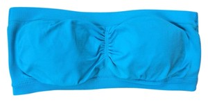 Victoria's Secret Victoria's Secret Turquoise Bandeau Top
