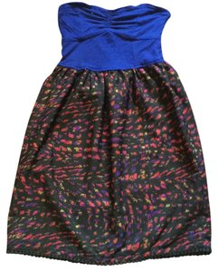 Hurley short dress Blue on Tradesy