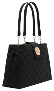 Kate Spade Quilted Gold Hardware Shoulder Bag