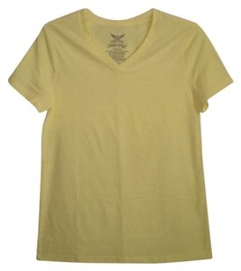 Faded Glory T Shirt yellow