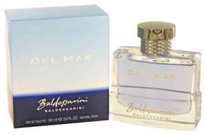 Hugo Boss Baldessarini Del Mar Eau De Toilette Spray 3.0oz/90ml for Men.