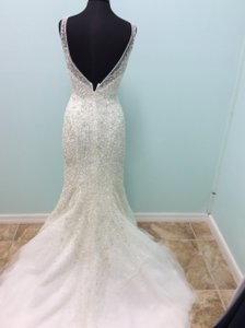 Allure Bridals Allure Couture C271 Wedding Dress