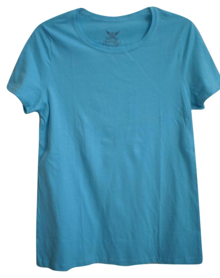 Faded glory nwot t shirt blue for Faded color t shirts
