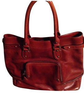 Cole Haan Tote in reddish Brown