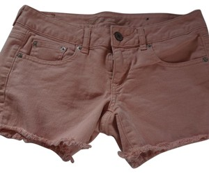 American Eagle Outfitters Mini/Short Shorts Pink