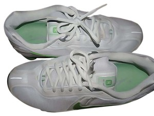 Nike White and green Athletic
