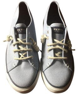 Sperry Blue, ivory, white Athletic
