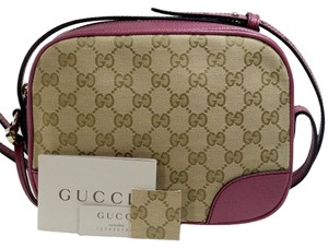 Gucci 387360 Cross Body Bag