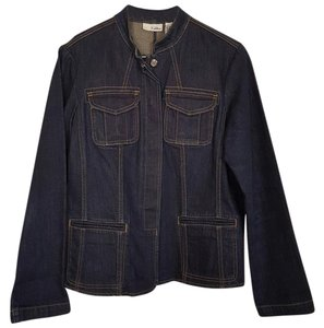 Chico's dark blue - denim Blazer