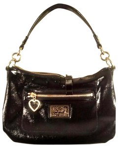 Coach Patent Leather K1282-20017 Cross Body Bag