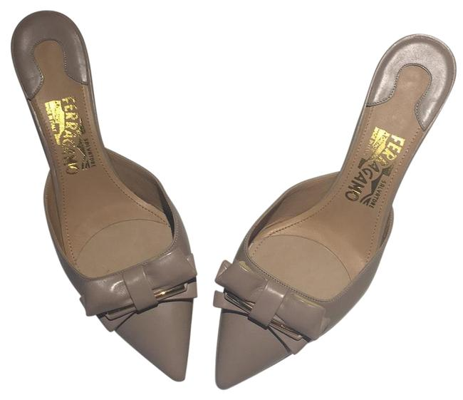 Item - Taupe Zy00460 55 Formal Shoes Size US 9 Wide (C, D)