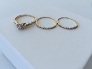 Other 14K Ring Set