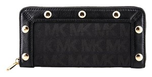 Michael Kors * Michael Kors Delancy Continental Black