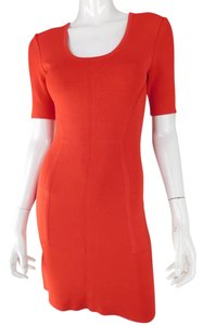 Yigal Azroul Bodycon Fitted Dress
