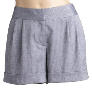 Apostrophe Plaid Winter Shorts
