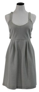 Anthropologie short dress Striped on Tradesy