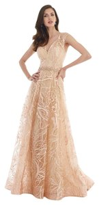 Morrell Maxie Evening Ball Gown Size 6 Color Dress