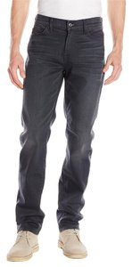 7 For All Mankind Men's Straight Leg Jeans-Medium Wash