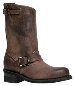 Frye Closed-toe Fall2p Brown Boots