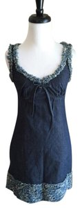 Moschino short dress Blue Cheap And Chic Cheap & Chic on Tradesy