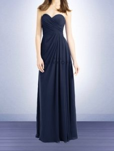 Bill Levkoff Navy 732 Dress
