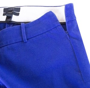 J.Crew Capri/Cropped Pants Royal Blue