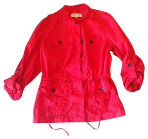 Jones New York Red Jacket