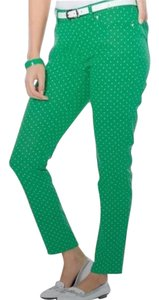 Chadwicks Capri/Cropped Pants Green