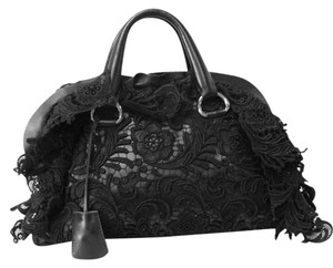 Prada Saffiano Signature Valentino Givanchy Givenchy Tote in Black