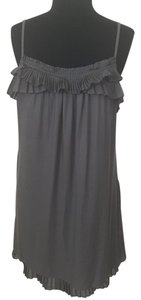 INC International Concepts short dress Grey on Tradesy
