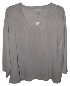 Sag Harbor Woman Opulence Platinum 2x Sweater