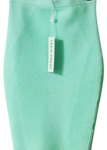 Ronny Kobo Collection Skirt Green