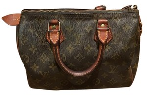 Louis Vuitton Vintage Speedy Tote in Monogram
