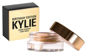 Kylie Cosmetics Gold Birthday Collcetion Copper Creme Shadow
